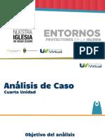 Análisis de casos - Retroalimentación Estudiantes Unidad 4