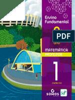 Matemática - 8º Ano - Caderno 01