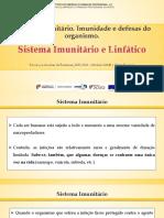 1_Sistema Imunitário e Linfático