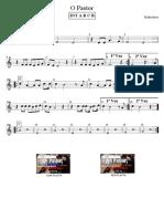 Pastor - Madredeus - Partitura - Educacao Musical - Jose Galvao