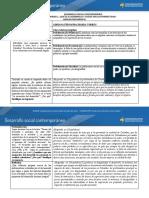 Actividad 4. Colombia Como Escenario de Procesos de Desarrollo