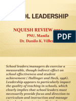 SCHOOL LEADERSHIP, NQUESH.pptx