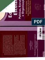 Libaneo - Educacao Escolar 19-03