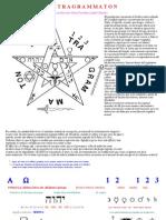 Vaschetto Juan Carlos - Tetragrammaton
