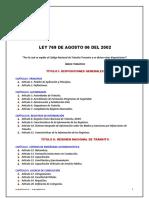 CODIGO DE TRANSITO. ORIGINAL 10 - copia