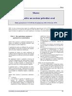 Maroc-Loi-1972-255-transport-hydrocarbures
