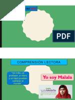 COMPRENSIÓN DE LECTURA PDF
