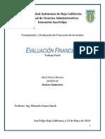 EVALUACION FINACIERA VERSION PDF