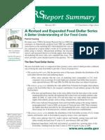 USDA ERS Food Dollar Summary 2011-02
