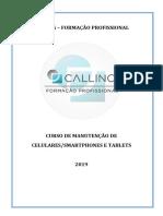 Apostila Manutenção Celular - Calling Cursos