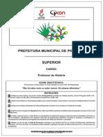 03 Picui Superior Professor Historia