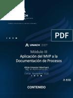 03 Aplicacion Modelamiento Visual Participativo a la Doc. de Procesos
