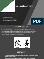 Teorías Administrativas (1)