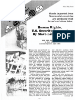 1984 - Human Rights, U.S. Security Damaged by Slave-Labor Goods - Gary Allen