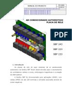 Manual Placas SBF SD - Português