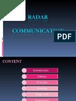 Radar Communication