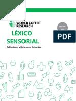3.1.1. Wcr Léxico Sensorial - Traducción