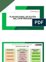 Plan Nacional de Accion Del Café Peruano
