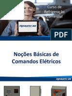 Noções de Comandos Elétricos