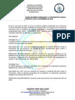 ACTA CIERRE AUDITORIA NUEVA EPS REGIMEN SUBSIDIADO Y CONTRIBUTIVO JULIO DIC 2020