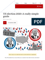 US Election 2020_ a Really Simple Guide - BBC News