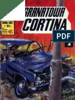 Kapitan Żbik - 47 - Granatowa Cortina