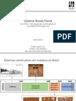 Wood Frame Sistema Industrializado