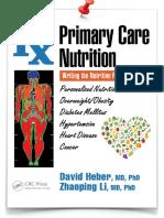 Writing the Nutrition Prescription