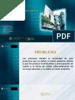 presentación pitch