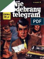 Kapitan Żbik - 51 - Nieodebrany telegram