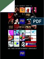PVR Annual Report