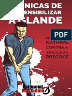 Cópia de TÉCNICA PARA REDUZIR A SENSIBILIDADE DA GLANDE-1