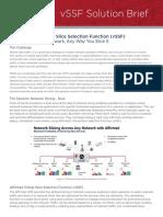Affirmed Networks VSSF Solution Brief