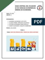 TAREA1_COSTOS DE PRODUCCIÓN Y PRECIO DE VENTA UNITARIO_GRUPO H_EC2_003