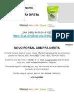 MANUAL PORTAL COMPRA DIRETA