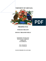 Government of Grenada Prospectus