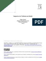 Impactos da violência na saúde njaine2007