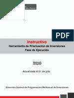 Instructivo-Priorizacion de Inversiones Fase de Ejecucionv1