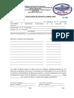 Formato MS-008;MS-009;MS-011