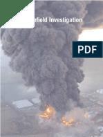 The Buncefield Investigation progress report