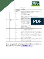 actividades_informatica II