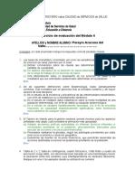 Ejercicio de evaluación Módulo 6 -Lic.Pereyra Azucena