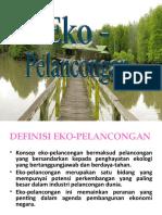 DEFINISI EKO-PELANCONGAN(complete)