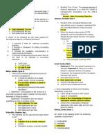 VCM Questions Module 1-2