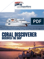 Coral Discoverer Fact Sheet