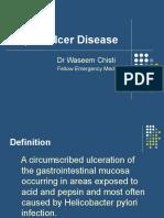 a2c5peptic ulcer