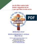 EXPOSICION ROMANOS 1 18-23