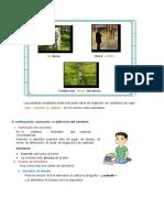 El Adverbio y Sus Clases p5º