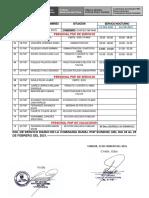 ROL SERVICIO SB.PNP. CHARLES