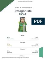 "Personalidade ""Protagonista"" (ENFJ) _ 16Personalities"